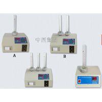 (WLY)中西粉体振实密度测试仪 型号:JX93-HY-100库号:M17176