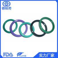 工厂加工订制 防水圈 耐磨密封圈 硅胶防水橡胶圈 防火橡胶圈