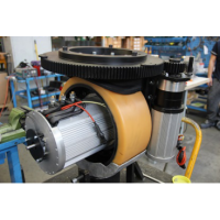 重载AGV驱动轮,全向驱动电机,意大利CFR品牌