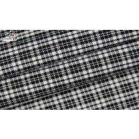 深圳女装冬款格子面料F06073布衣纺