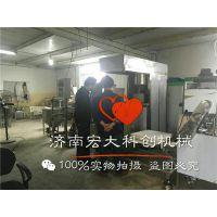 宏大热销全套豆制品加工厂设备自动泼豆干的机器,豆腐干专用气压压榨机设备多少钱