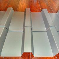 浙江金铄2018保时捷4S店专用方波波纹板|新型工厂墙面材料|优质铝镁锰合金