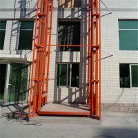 供应导轨升降机,液压货梯,物流卸货平台