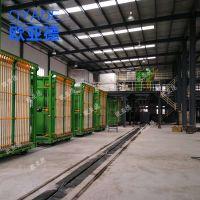 欧亚德专业生产轻质隔墙板设备