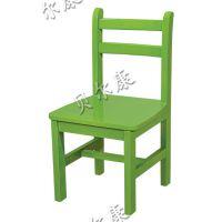 贝尔康 烤漆木椅 幼儿学生椅