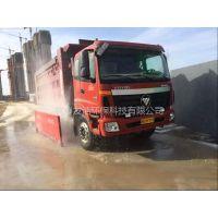 杭州余杭工地专用洗车台,工地自动洗车机