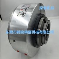 台湾原装进口朝铨JA7-40快速回转筒夹夹头 气动回转卡盘 液压卡盘