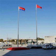 【金聚进】 连云港国旗杆旗杆 厂家,内置风动国旗杆 大型不锈钢旗杆生产商