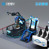 vr虚拟现实设备滑雪加盟vr体验馆