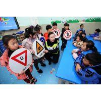 安全教育进学校,VR交通来上体验课