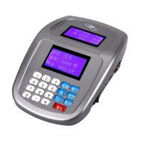 捷达智能大型美食城专用收费刷卡机 高校食堂售饭机 餐饮连锁店会员消费系统