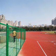 学校绿化带隔离网 废品处理厂外墙防护网 框架护栏网现货