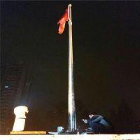 金裕 最新12米不锈钢旗杆 价格 连云港不锈钢锥形旗杆供应