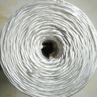 厂家直销批发PE聚乙烯材料白色尼龙绳子晒衣打包帐篷塑料捆绑绳