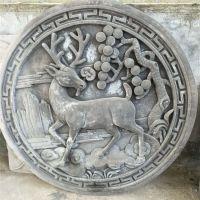 济南厂家供应中式庭院古建装饰挂件,古建园林砖雕,仿古地砖