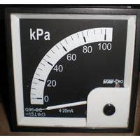 上海自一船用仪表厂Q96-ZC-G夜视背光直流电流表电压表