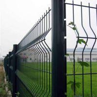 1.8*3米桃型柱车间隔离网铁丝网围栏厂家工厂企业围墙隔离栅大量现货