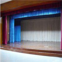定做小型电动舞台幕布 大剧院幕布 电影院幕布 会议阻燃幕布