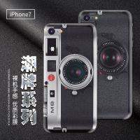 苹果6手机后贴膜iPhone7 Plus机身贴纸苹果8P手机创意X个性贴膜潮