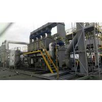 中康处理20000m3/h有机废气的RCO催化燃烧器设备