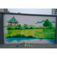 手绘文化墙哪家专业?