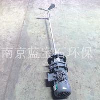 JBJ1.5KW-400mm桨式搅拌机搅拌器