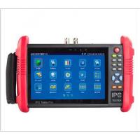 网络视频监控综合测试仪 IPC-9800 7英寸1280*800IPS高清全视角电容式触摸屏/内置增