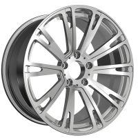 宏鑫牌锻造轿车轮改装市场高端铣加工轮毂6061铝料T6热处理毛坯