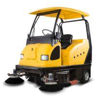 杨凌园林绿化学校用驾驶式扫地车 明诺驾驶式扫地机MN-E800W电动扫地车