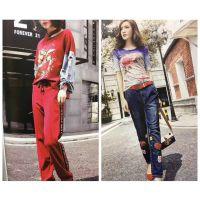 广州惠叶家服饰长期供应亮点国际品牌折扣女装货源 亮点国际18春装