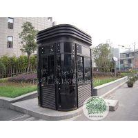 温州岗亭 现代钢结构移动岗亭