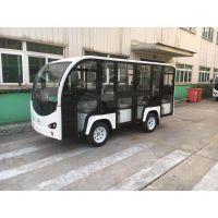 纯铝合金旅游景区电动观光车