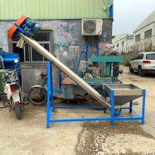 广西贵州自动螺旋上料机 自动螺旋输送机 垂直螺旋上料机生产厂家 上料快 效率高
