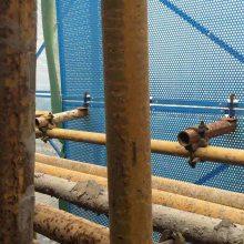 张家港外墙防护爬架网&亚奇牌圆孔建筑爬架网厂家【HOT】