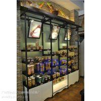 供应安德利R5钢架开放式面包展柜 面包货架 烘焙展示柜