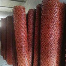 钢板菱形网 铝板菱形网 优质钢板网规格
