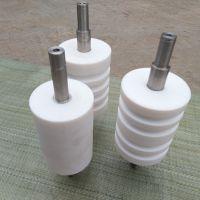 翼诺牌厂家直销特氟龙、四氟棒、聚四氟乙烯PTFE辊、规格齐全,来图加工
