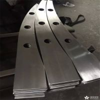 金裕 原产地货源不锈钢楼梯扶手 304玻璃钢工程立柱栏杆扶手厂家定制