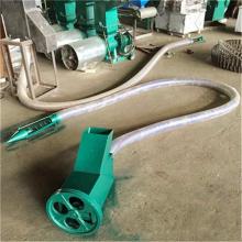 六九重工 加工定做 仙桃市 车载软管吸粮机 车载电动式螺旋吸粮输送机