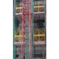 广东省hysw建筑施工电梯井口门 焊接牢固 现货供应hy-250