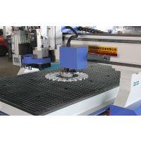 数控侧孔机 红外线打孔机 板式家具开料机生产线 四工序雕刻机厂家 中华神工
