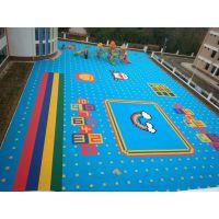 汉中悬浮地板、汉中幼儿园、汉中防滑地板