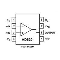 AD620ARZ-REEL7【ADI专营】放大器 低功耗仪表放大器