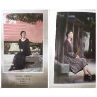 广州品牌折扣娅迪丝绮棉麻女装货源哪里有