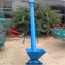 水泥上料螺旋给料机 润华 耐高温钢管提升机 五谷粮食绞龙输送机