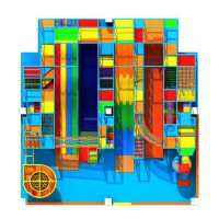 上海凯奇玩具室内淘气堡厂家