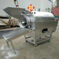 花生米炒货机图片 不锈钢炒货机 芝麻辣椒炒货机