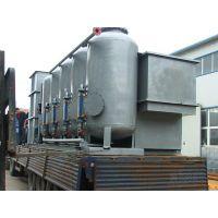 申澳机械污水处理设备气浮过滤一体机