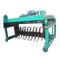 定制免费安装翻堆机设备 有机肥发酵设备
