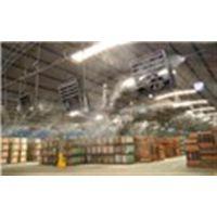 济南降温设备、广州鑫奥喷雾(图)、水泥厂喷雾降温设备价格